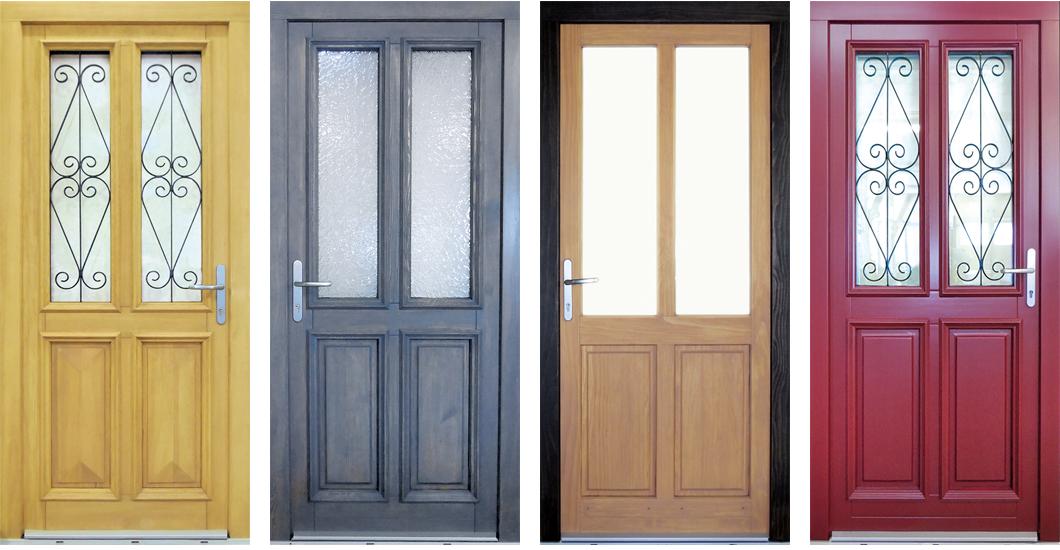 fabricant de portes d 39 entr e en bois franche comt portes louvet. Black Bedroom Furniture Sets. Home Design Ideas